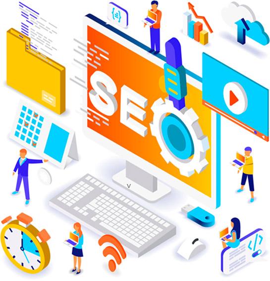 Κατασκευή ιστοσελίδων & εφαρμογή SEO